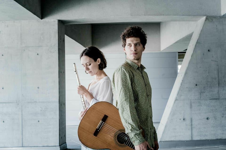 Koncert klasične glazbe – Duo Bauman Ferlan