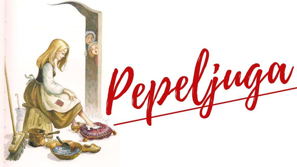 Pepeljuga, predstava za djecu u CZK Novi Zagreb