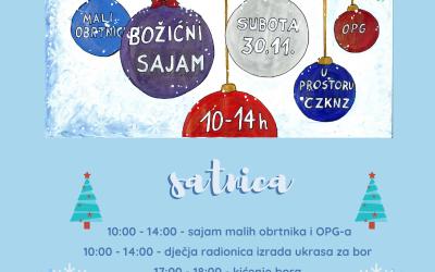 Božićni sajam -🎄 2019 🎄