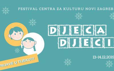 Festival dječjeg stvaralaštva «DJECA DJECI« 2019