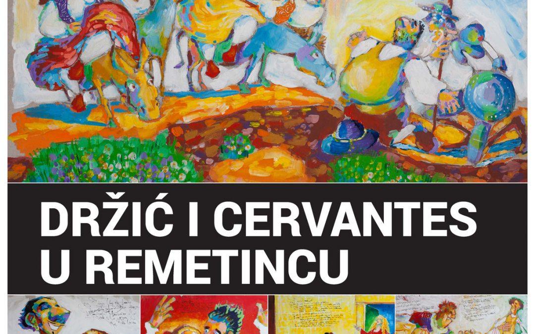 Dubravko Kastarpeli – Držić i Cervantes u Remetincu
