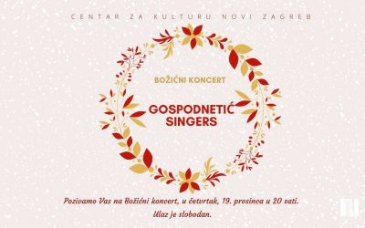 Gospodnetić Singers – Božićni koncert