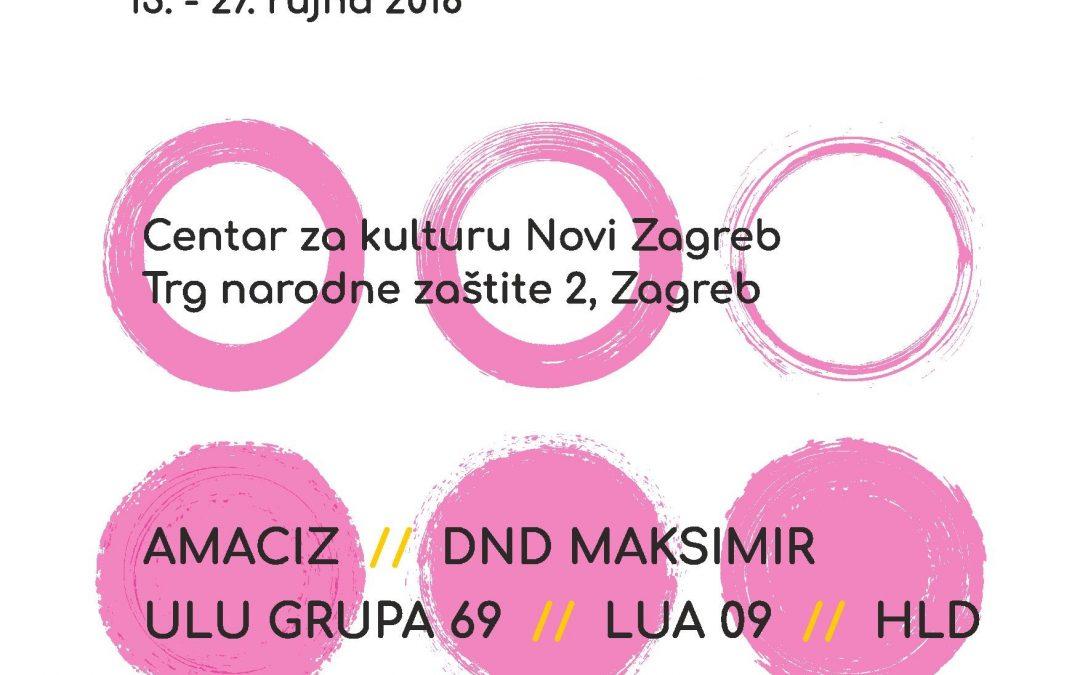 Španciramo Zagrebom – Izložba likovnih amatera