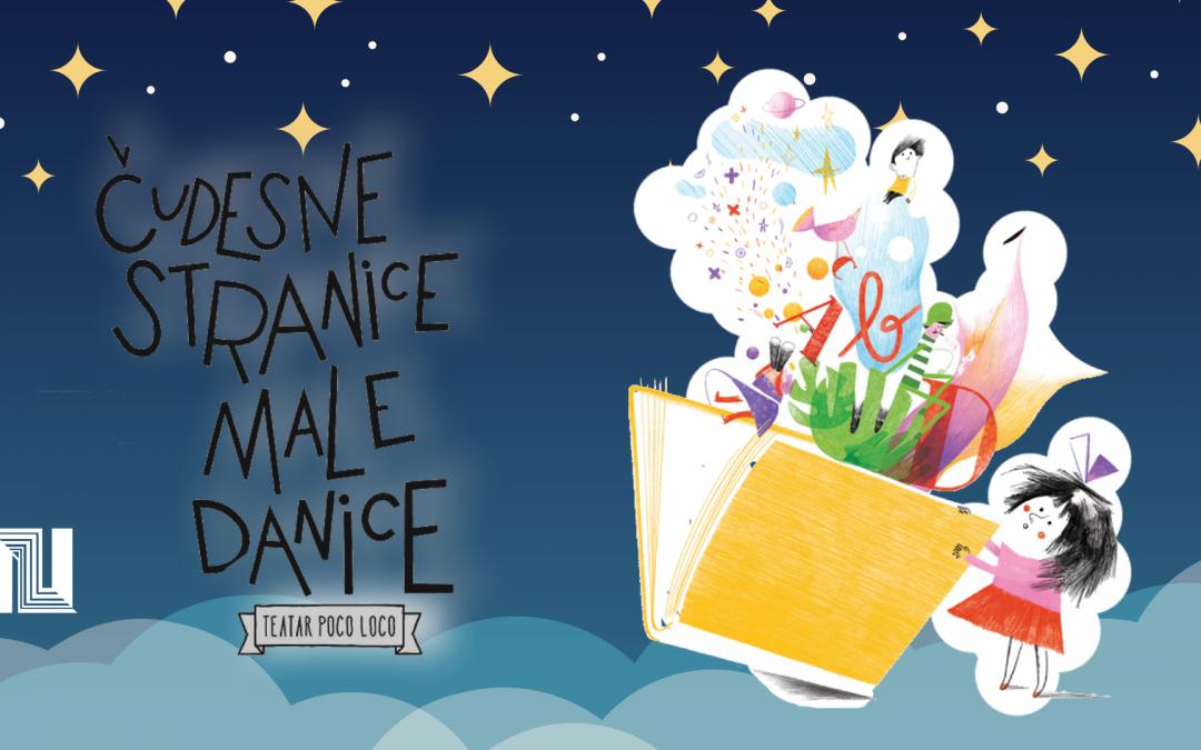 Čudesne stranice male Danice – predstava za djecu