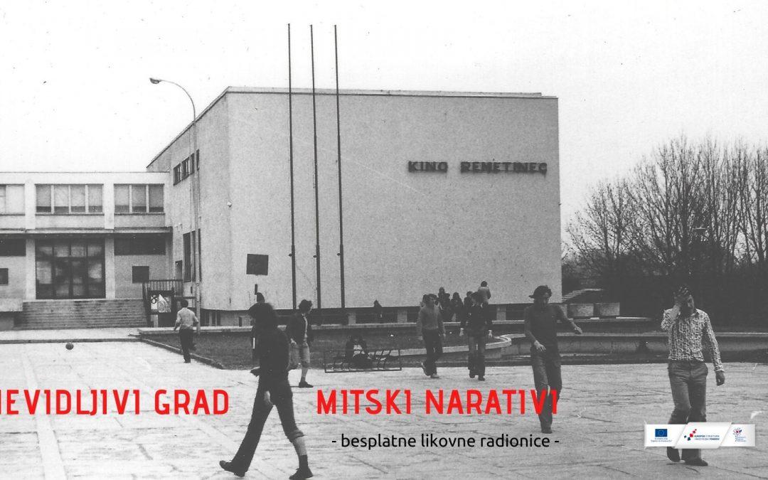 BESPLATNE likovne radionice s akademskom slikaricom  Vesnom Šantak