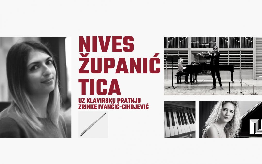 Koncert Nives Županić Tice