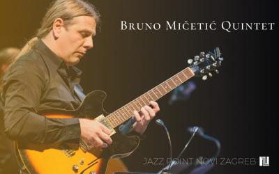Bruno Mičetić Quintet – online jazz koncert 31.12.2020.